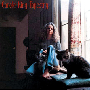 Carole King ‎– Tapestry LP