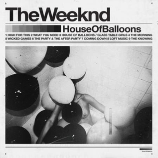 Weeknd – House Of Balloons LP