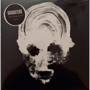 Daughters – You Won't Get What You Want LP clear vinyl