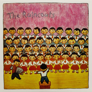 Raincoats ‎– The Raincoats LP orange vinyl