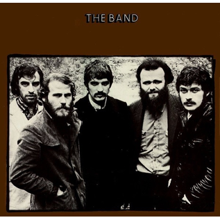 Band -- The Band LP