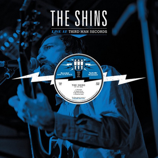Shins ‎– Live At Third Man Records LP