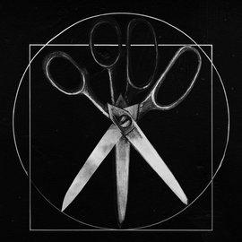 Cursive – Get Fixed LP black/silver vinyl