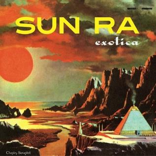 Sun Ra – Exotica LP