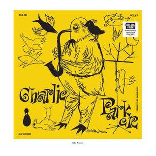 Charlie Parker -- The Magnificent Charlie Parker LP yellow vinyl