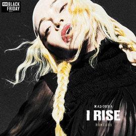 "Madonna – I Rise (Remixes) 12"""