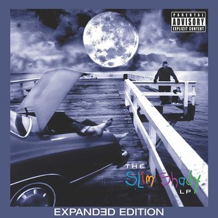 Eminem ‎– The Slim Shady LP expanded edition