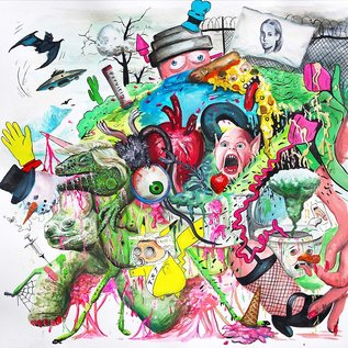 Tropical Fuck Storm – Braindrops LP
