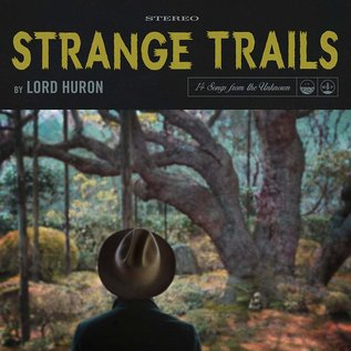 Lord Huron -- Strange Trails LP pink vinyl