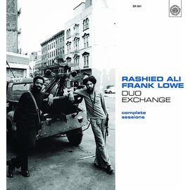 Rashied Ali / Frank Lowe ‎– Duo Exchange: Complete Sessions LP
