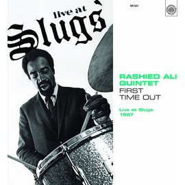 Rashied Ali Quintet ‎– First Time Out: Live At Slugs 1967 LP