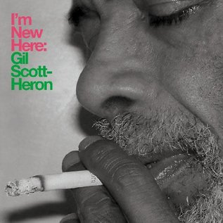 Gil Scott-Heron ‎– I'm New Here LP 10th anniversary expanded edition