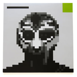"Madvillain - Four Tet Remixes EP 12"" vinyl"