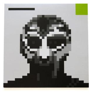 """Madvillain - Four Tet Remixes EP 12"""" vinyl"""