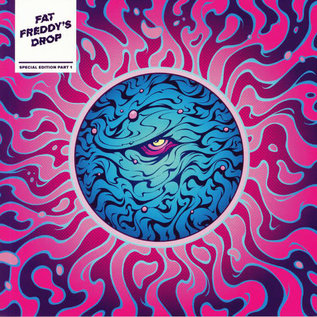 Fat Freddy's Drop ‎– Special Edition Part 1 LP colored vinyl