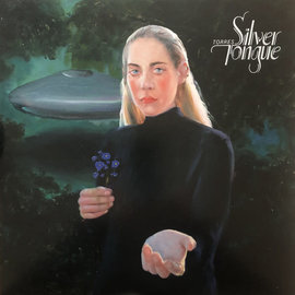 Torres – Silver Tongue LP green/silver vinyl