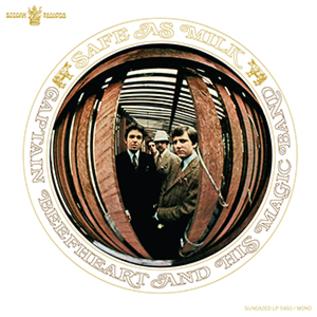 Captain Beefheart and His Magic Band – Safe As Milk LP mono