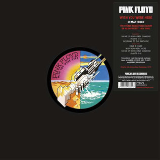 Pink Floyd ‎– Wish You Were Here LP import