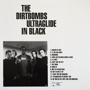 Dirtbombs – Ultraglide In Black LP
