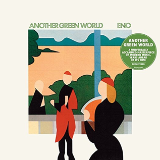 Eno -- Another Green World LP