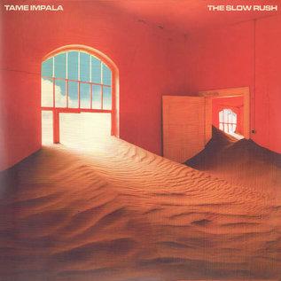 Tame Impala - The Slow Rush LP 180g red / blue vinyl