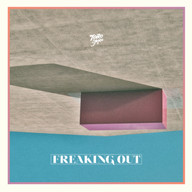 """Toro Y Moi – Freaking Out EP 12"""" vinyl with download"""