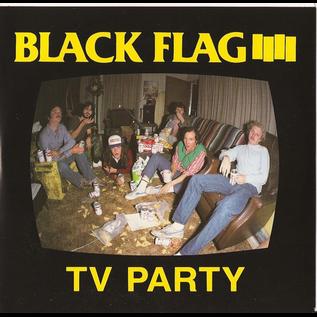 "Black Flag -- TV Party 7"""