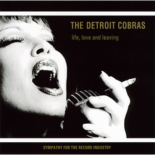 Detroit Cobras ‎– Life, Love And Leaving LP