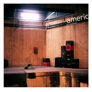 "American Football – American Football EP 12"" vinyl"