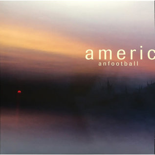 American Football ‎– American Football LP light blue vinyl