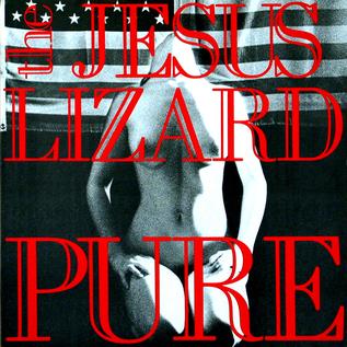"""Jesus Lizard – Pure 12"""" vinyl"""