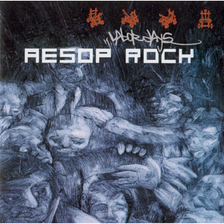 AESOP ROCK -- LABOR DAYS LP