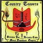 Country Teasers ‎– Science Hat Artistic Cube Moral Nosebleed Empire LP