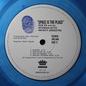 Sun Ra - Space Is The Place transparent blue vinyl LP