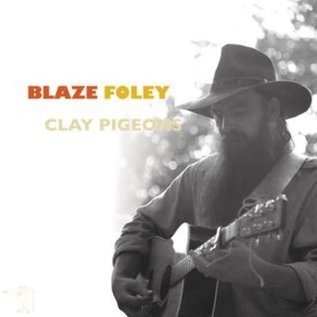 Blaze Foley - Clay Pigeons LP