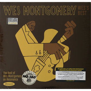 Wes Montgomery ‎– Wes's Best: The Best Of Wes Montgomery On Resonance LP