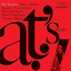 Art Taylor ‎– A.T.'s Delight LP