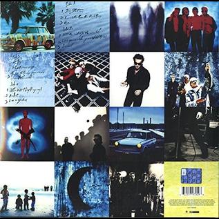 U2 -- Achtung Baby LP