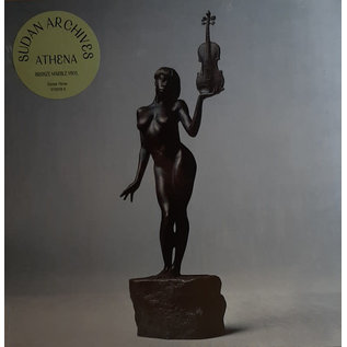 Sudan Archives – Athena LP bronze marble vinyl