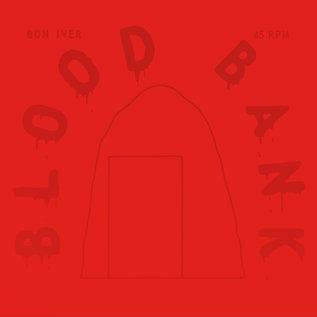 Bon Iver – Blood Bank EP red vinyl