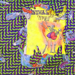 Animal Collective ‎– Ballet Slippers LP