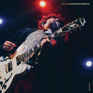 Beach Slang – The Deadbeat Bang Of Heartbeat City LP blood red vinyl