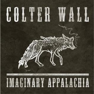 """Colter Wall – Imaginary Appalachia EP 12"""" vinyl"""