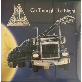 Def Leppard ‎– On Through The Night LP