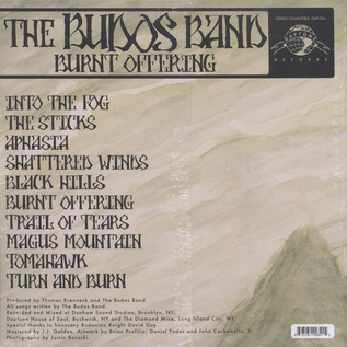 Budos Band -- Burnt Offering LP