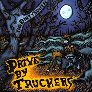 Drive-By Truckers ‎– The Dirty South LP
