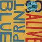 "Blueprint – So Alive 12"" vinyl single red vinyl"