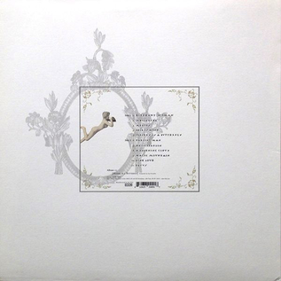 Blonde Redhead – Misery Is A Butterfly LP