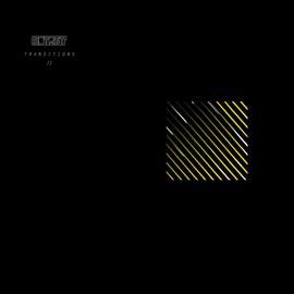 """SBTRKT – Transitions II 12"""" vinyl single"""