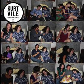 """Kurt Vile – So Outta Reach EP 12"""" vinyl clear blue"""